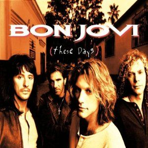 Album these days bon jovi