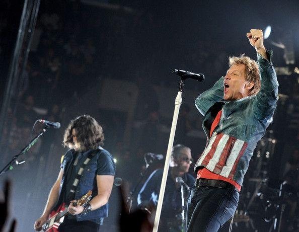 Bon Jovi Amerique du nord