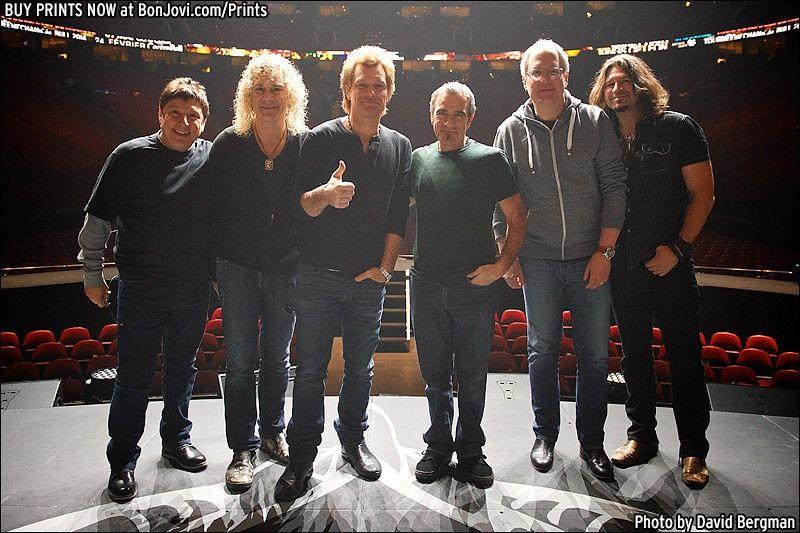Bon Jovi Australie