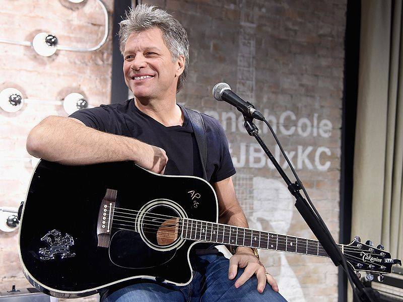 jon bon jovi et kenneth cole