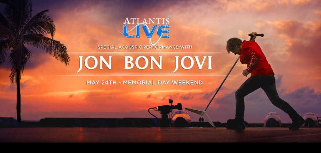 Jon Bon Jovi Bahamas 2015