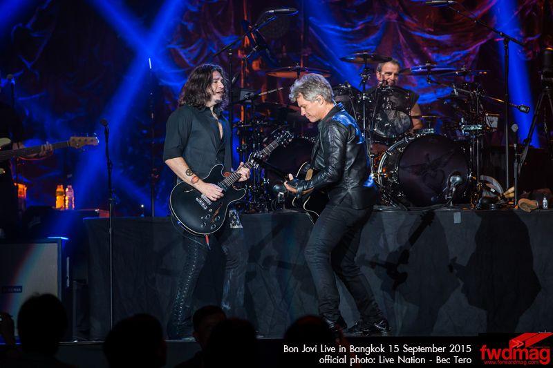 Bon Jovi Bangkok