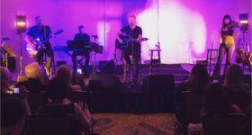 Concert privé à Austin au Texas