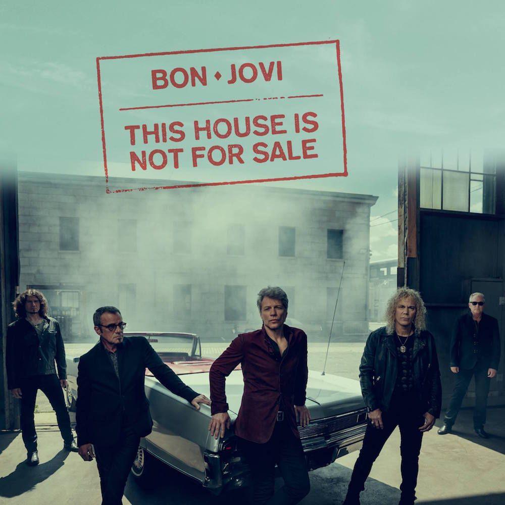L'album This house is not for sale toutes les infos