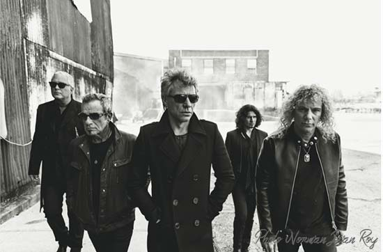 Bon Jovi 2016 Knockout