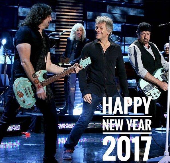 Bon Jovi en 2017
