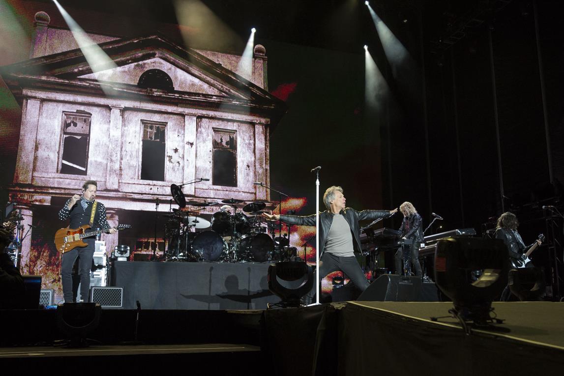 Bon Jovi argentine