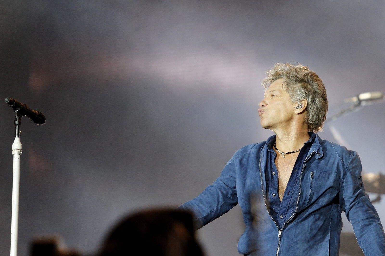 Jon Bon Jovi Rock in Rio