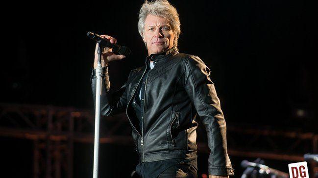 Bon Jovi au Chili 2017