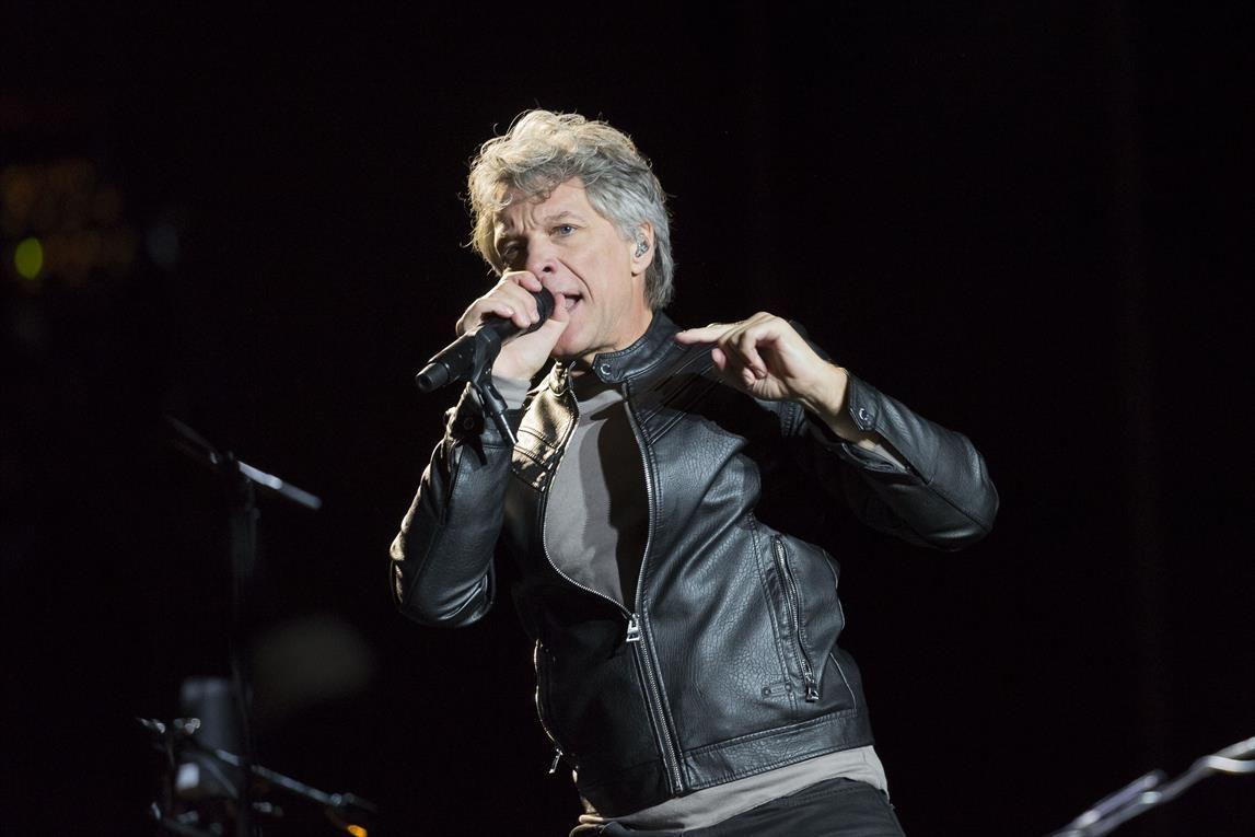 Jon Bon Jovi Argentine
