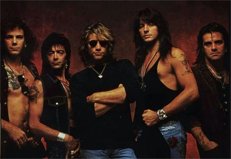 bon jovi rock hall fame