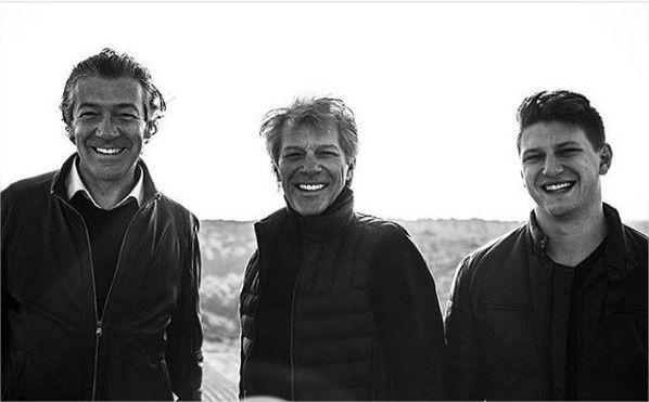 Jon Bon Jovi narbonne france