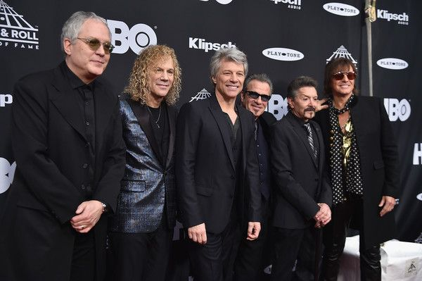 bon jovi rock hall of fame