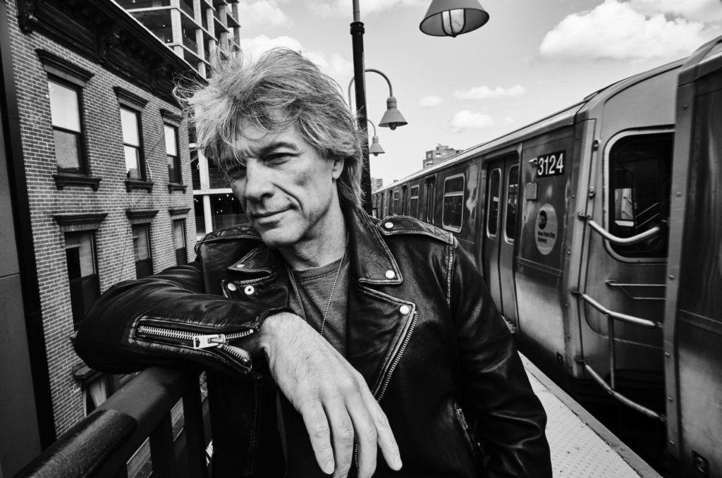 Photo shot Jon Bon Jovi 2020