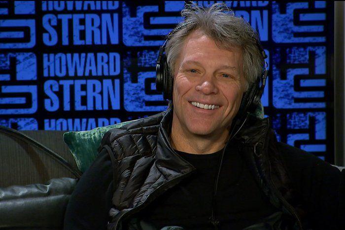 Jon Bon Jovi Howard Stern