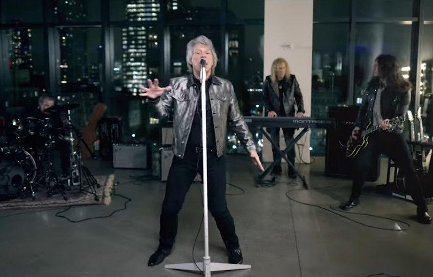 Limitless Bon Jovi